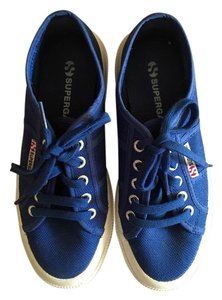 Superga Sneakers Canvas Classic Blue Athletic
