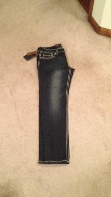 7 For All Mankind Skinny Pants dark washed