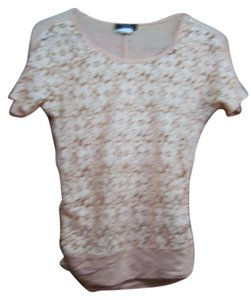 DEB Blouse T Shirt peach
