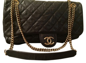 Chanel Classic Jumbo Quilted Quilted Brand New Shoulder Bag