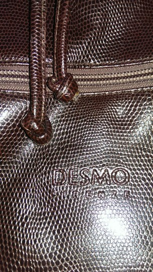 Desmo Leather Backpack