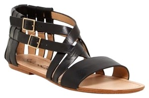 Splendid Black Sandals