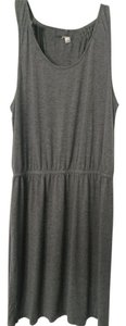 Gap short dress Heathered Gray on Tradesy
