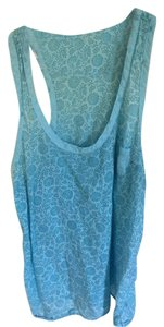 Splendid Pattern Top blue