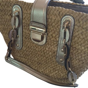 Michael Kors Natural Beach Bag