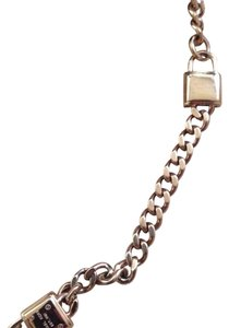 MICHAEL Michael Kors Mk Padlock Necklace