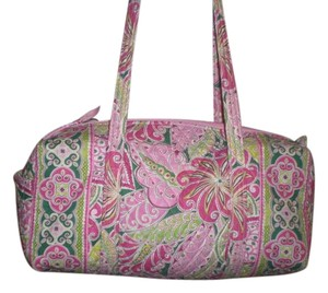 Vera Bradley multi color Travel Bag