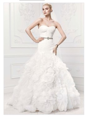 zac posen wedding dress wedding dresses on sale at tradesy