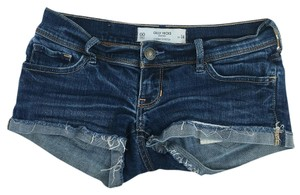 Gilly Hicks Mini/Short Shorts Blue Jean