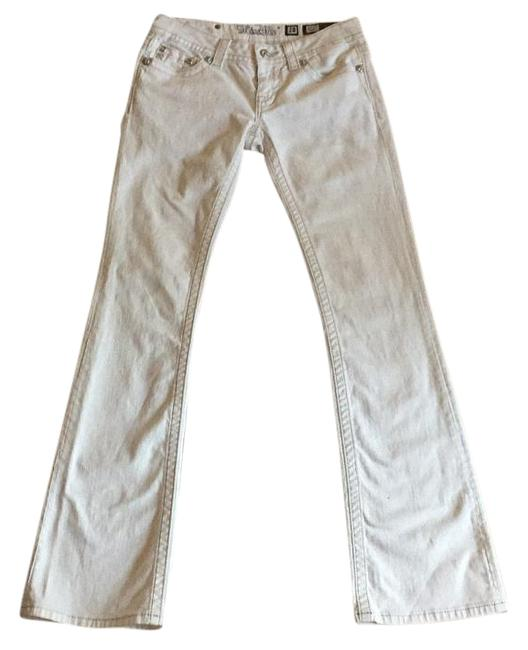Item - White Jp5417b3 Boot Cut Jeans Size 28 (4, S)