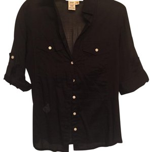 Max Studio Button Down Shirt