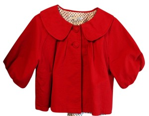 Joy Joy Red Jacket