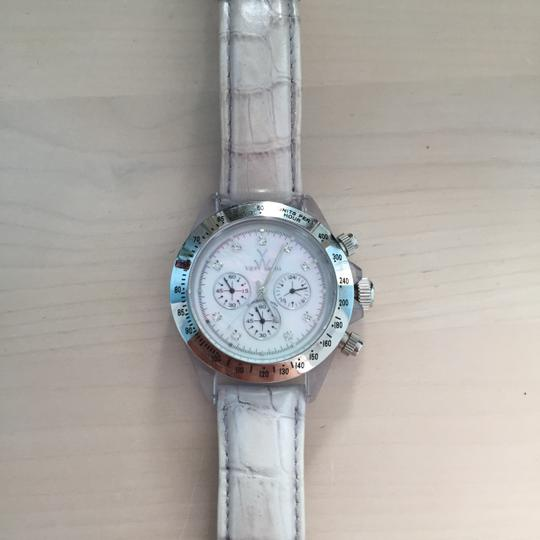 ToyWatch Silver Tone Watch - 4 dials