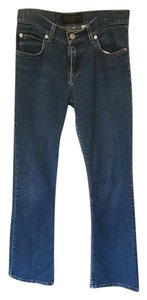 Juicy Couture Vintage Juicy Straight Leg Jeans-Medium Wash