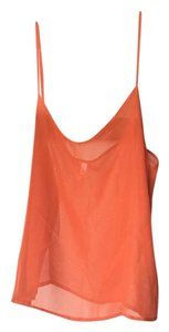 American Apparel Top Rust