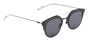 Dior Dior Homme Dior Composit 1.0 Sunglasses Black Palladium/Grey Brown