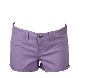 SOLD Design Lab Mini/Short Shorts Purple