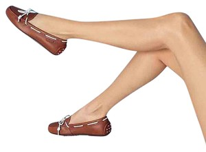Cole Haan Loafer Grant Escape Brown Flats