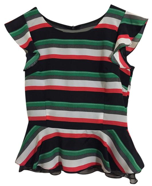 Preload https://img-static.tradesy.com/item/1606934/pinkyotto-green-black-red-white-blouse-size-os-one-size-0-0-650-650.jpg