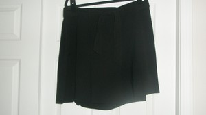White House | Black Market Pleated Dress Shorts Black