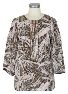 BCBGMAXAZRIA Top multi-color