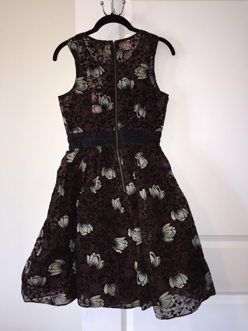 Tracy Reese Full Skirt Floral Dress
