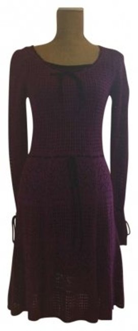 Preload https://item5.tradesy.com/images/betsey-johnson-purple-mid-length-workoffice-dress-size-8-m-160699-0-0.jpg?width=400&height=650