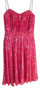 Erin Fetherston Womens Pink Dress