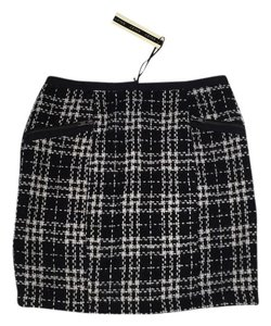 Esley Mini Skirt Tweed