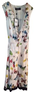 Magaschoni short dress Butterfly print on Tradesy