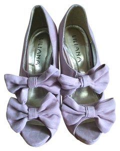 Liliana Bow Blush Pumps