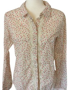 LC Lauren Conrad Button Down Shirt