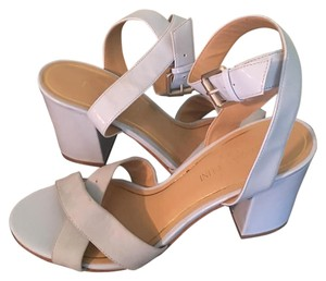 Enzo Angiolini Powder Blue Sandals
