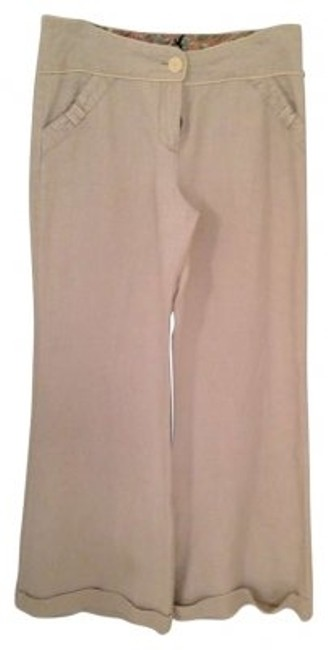 Preload https://item1.tradesy.com/images/anthropologie-light-gray-wide-leg-pants-size-8-m-29-30-160715-0-0.jpg?width=400&height=650