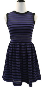 Silence + Noise short dress Violet Blue on Tradesy