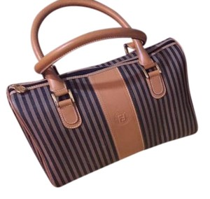Fendi Vintage Satchel in Striped