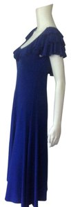 Royal Blue Maxi Dress by Maggy London