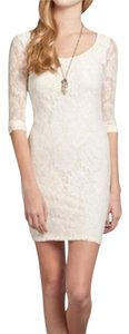 Hollister West Street Lace Bodycon Dress