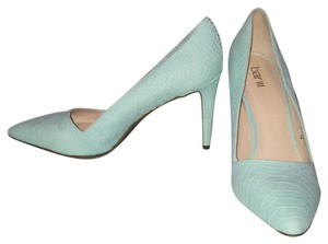 Bar III Mint Stiletto Party Spring Girly Mint Green Pumps