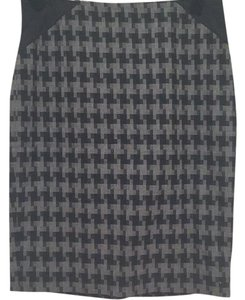 The Limited Skirt Black / Grey