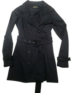 LaROK Belted Double Breasted Trench Coat