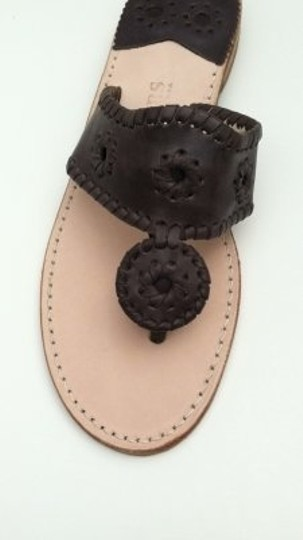 Jack Rogers dark brown Sandals