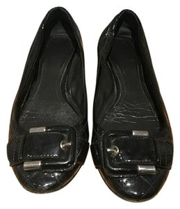 Burberry Brit Black Flats
