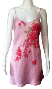 Morgan Taylor short dress Pink Chemise Negligee on Tradesy