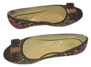 Salvatore Ferragamo Multicolor Flats