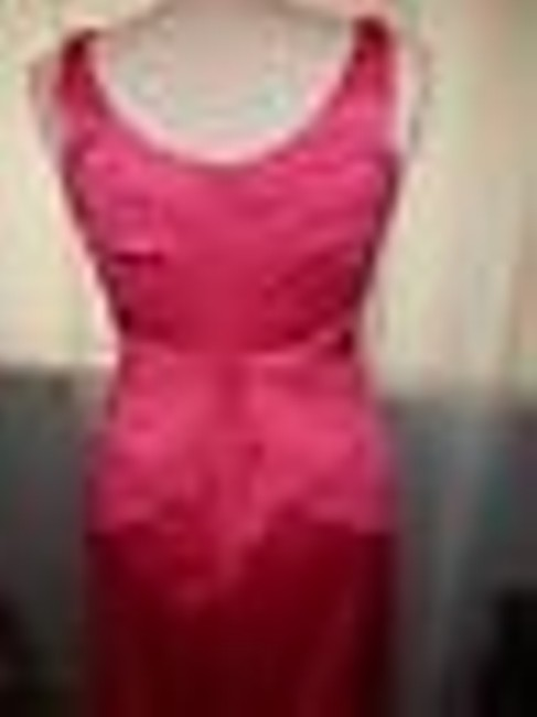 BCBGMAXAZRIA Summer Peplum Dress Image 3