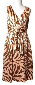 Marc Jacobs short dress Pink / brown on Tradesy