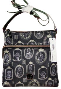 Dooney & Bourke Disney Haunted Mansion Nylon Cross Body Bag