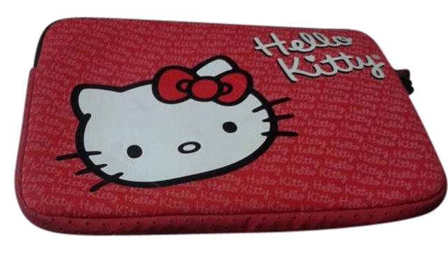 "Item - Red 16"" Laptop Sleeve Case."