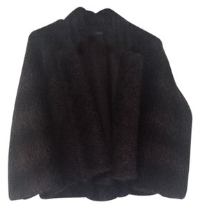 Tahari Fur Coat